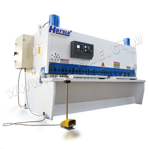 QC11K series 10mm Guillotine Shearing Machine with E21S, 2500mm sheet metal guillotine አቅራቢዎች